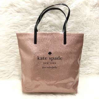 Kate Spade Drive Sparkle Rose Gold Original