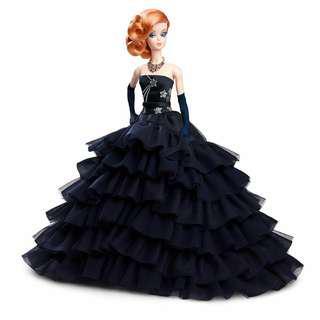 Barbie Collector BFMC Silkstone Midnight Glamour Doll