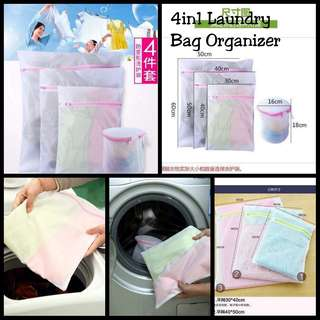 4in1 Laundry Bag Organizer