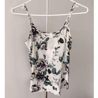 Wilfred Minou floral camisole (XS)