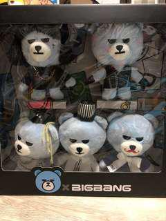 BIGBANG KRUNK FULL SET