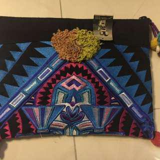 刺繡手提包