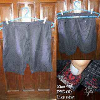 Size 40 Mens Shorts