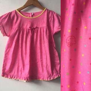 Girls Pajama / Culottes Set (12yrs)
