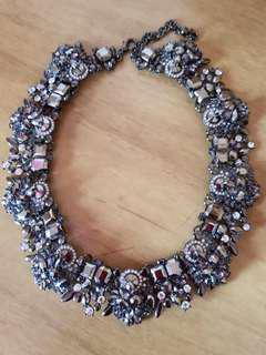 Choker Style Necklace (Indian Style)