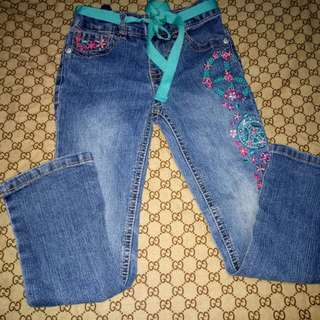 Cherokee Jeans for her(Size 4-5y/o)