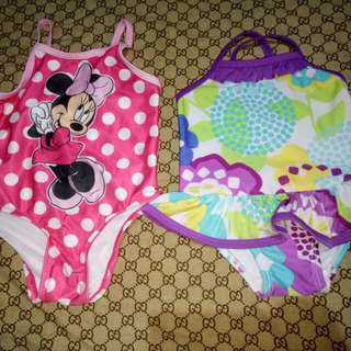 Take all Branded Swimwear for her(Size 6-12Months)
