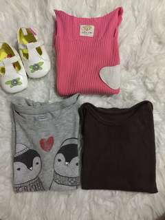 Pambahay for baby girl 2y/o