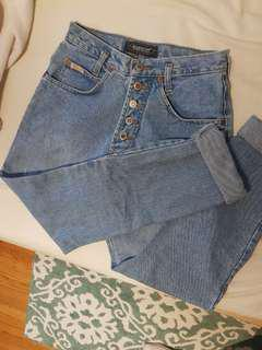 Vintage Bluenotes Mom Jeans