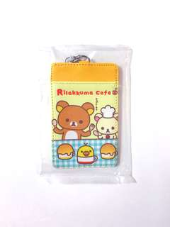 Rilakkuma Student Bus MRT Card Holder