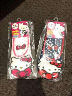 New Socks hellokitty from japan