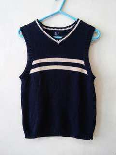 GAP boys cotton knitted vest