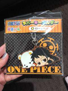 NEW KEYCHAIN ONE PIECE JAPAN