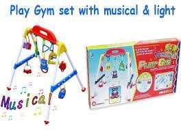 Mainan Baby MUSICAL Play Gym - Mainan Anak Bayi Rattle Play Gym