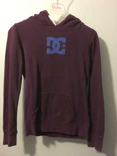 Authentic DC maroonHoodie