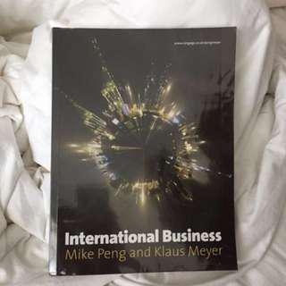 International Business by Mike Peng and Klaus Meyer