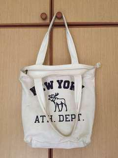 Tote Bag Abercrombie and Fitch