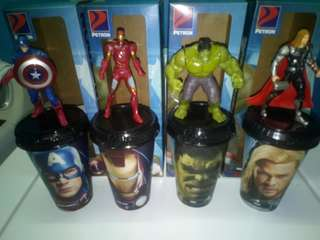 Marvel avengers petron cup