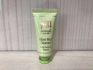 Glow mud cleanser