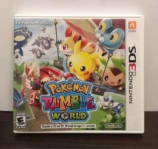 [3DS] Pokémon Rumble World - US VERSION (美版)