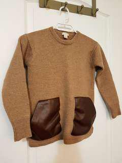 Wool J Crew Sweater