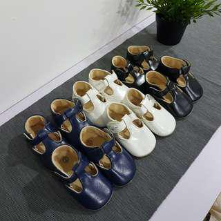 6 Pairs of Baby Pre-walker Shoes for Twins (Size 2 : 6-12 months)