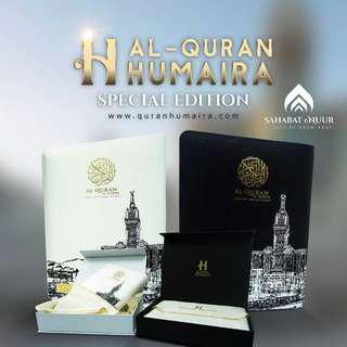 AL QURAN HUMAIRA SPECIAL EDITION