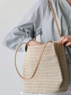 New fashion straw bag