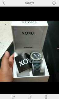 Xoxo watch