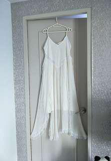 Unique lace dress