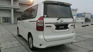 Toyota NAV1 V limited 2.0 at / 2014 / Bayar 25 jt UM