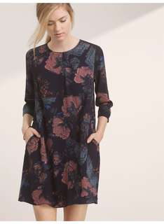 Aritzia Wilfred 'myosotis' dress, size XXS