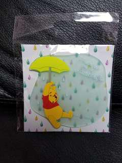 winnie the Pooh 杯垫