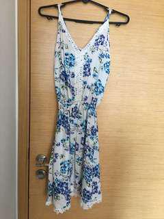 Ladies floral dress