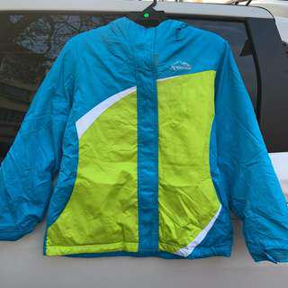 Expedition Windbreaker Jacket / Hiking / Winter