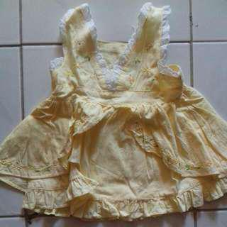 #maucoach Dress Baby