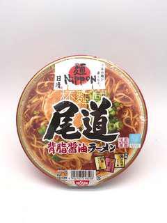 尾道背脂醤油拉麺