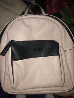 Authentic Calvin Klein Bag/Mini Backpack