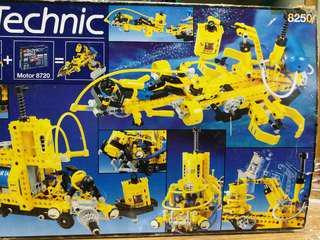 罕有Lego 8250