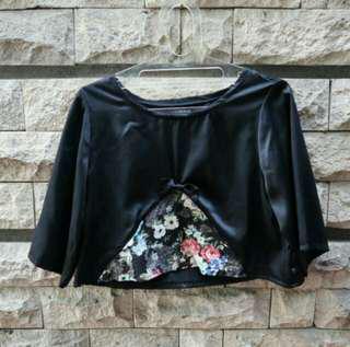 Baju Kondangan Wanita / Crop Top