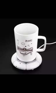 USB Powered Portable Mug Warmer