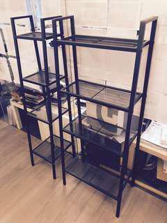 IKEA Lerberg Bookcase 書櫃兩組