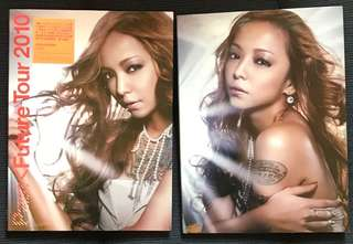 安室奈美惠 Namie Amuro 2010 Past Future Tour 演唱會 DVD