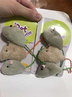 貓玩具 老鼠🐭