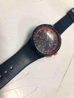 Swatch original watch swap gshock