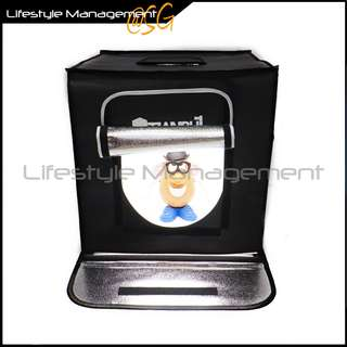 40cm Square Studio LED Light Softbox/Cube/Tent/Box Foldable/Portable Tent Softbiox