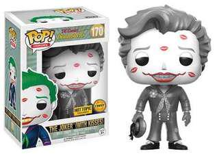 The Joker (with Kisses) (Black & White) Chase Hot Topic Exclusive