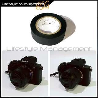 🚚 Masking Tape For DSLR Camera
