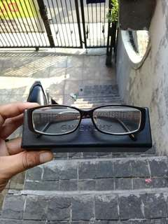 Givenchy READING Sunglasses VGV733 Italy AUTHETIC Complete Box
