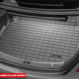 WeatherTech Extreme Duty TRUNK/CARGO Liner for Mercedes (W213)